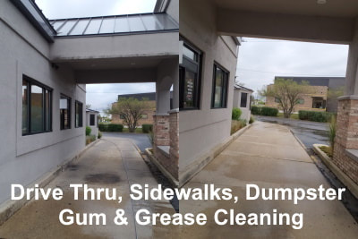 gum and grease removal